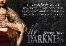 Mr. Darkness teaser 1