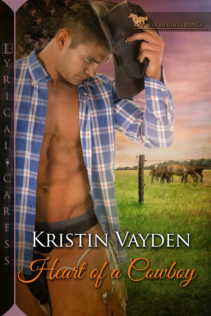 Heart of a Cowboy Ebook Cover
