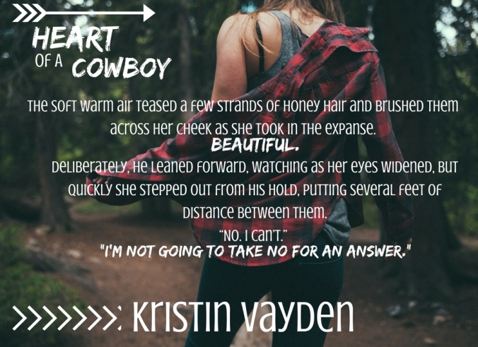 Heart of a Cowboy Teaser 2
