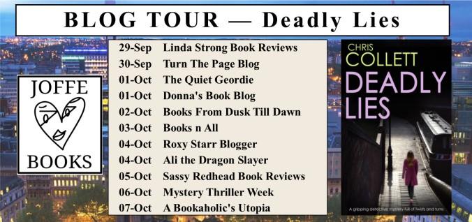 BLOG TOUR BANNER - Deadly Lies