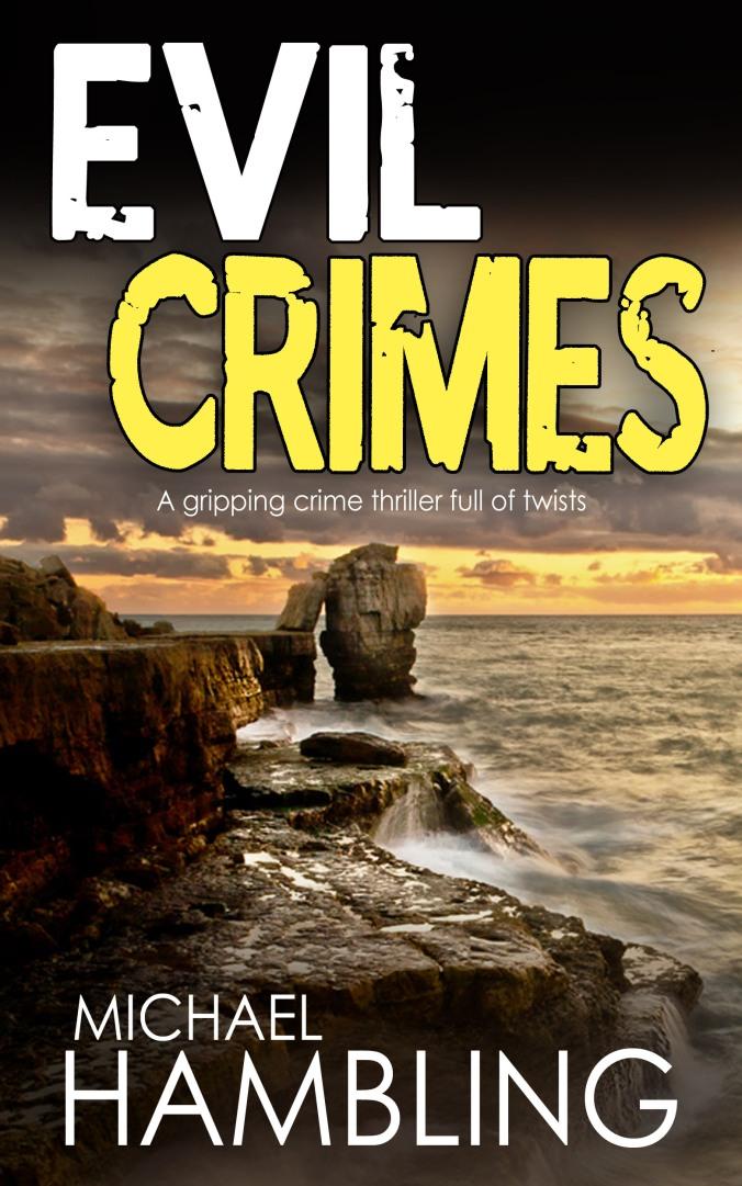 Evil crimes cover