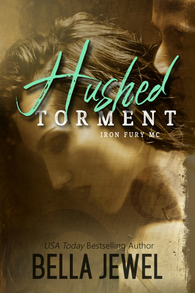 Hushed Torment Ebook Cover