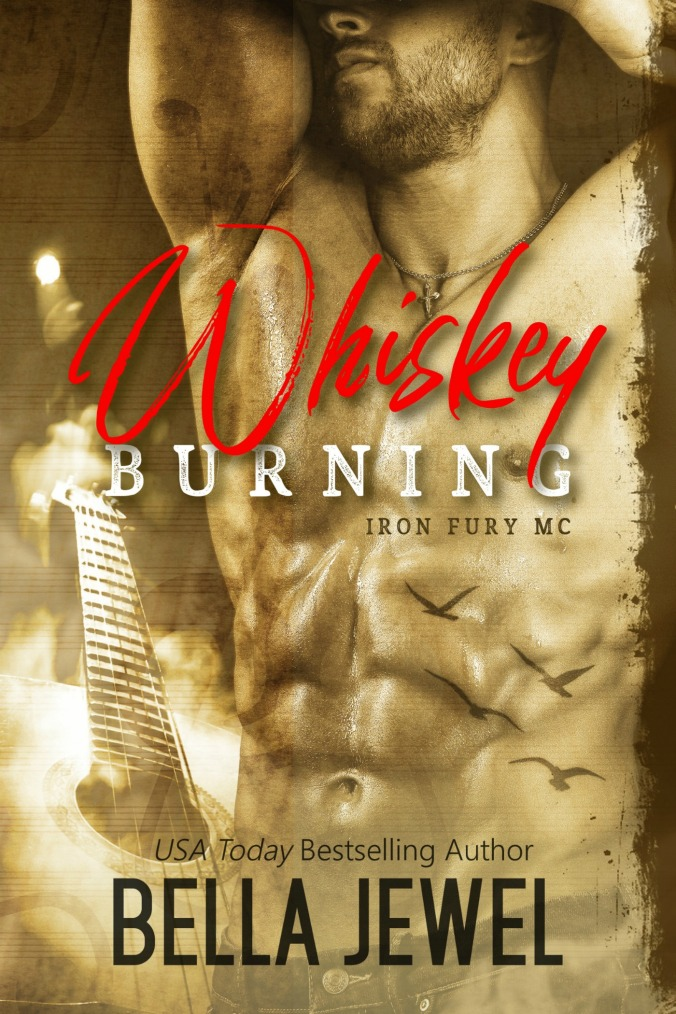 Whiskey Burning Ebook Cover