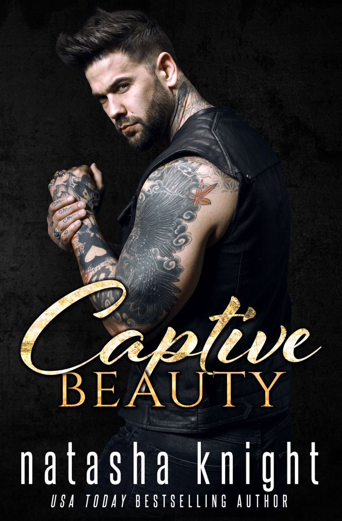Captive Beauty Ebook Cover
