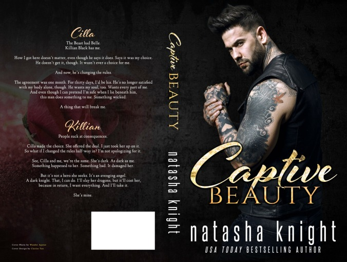 Captive Beauty Full Wrap