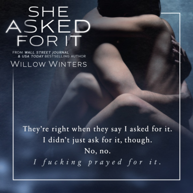 She Asked For It Teaser 4