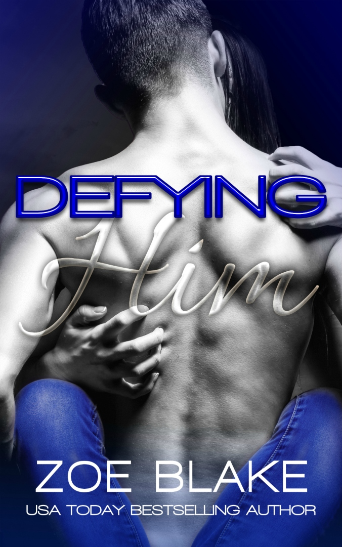 Defying Him Ebook Cover