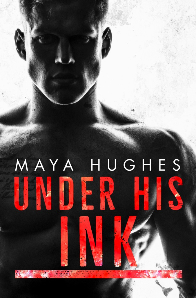 Under His Ink Ebook Cover