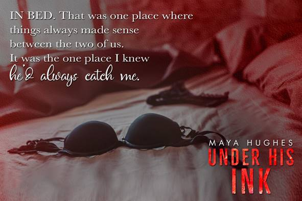 Under His Ink Teaser 1