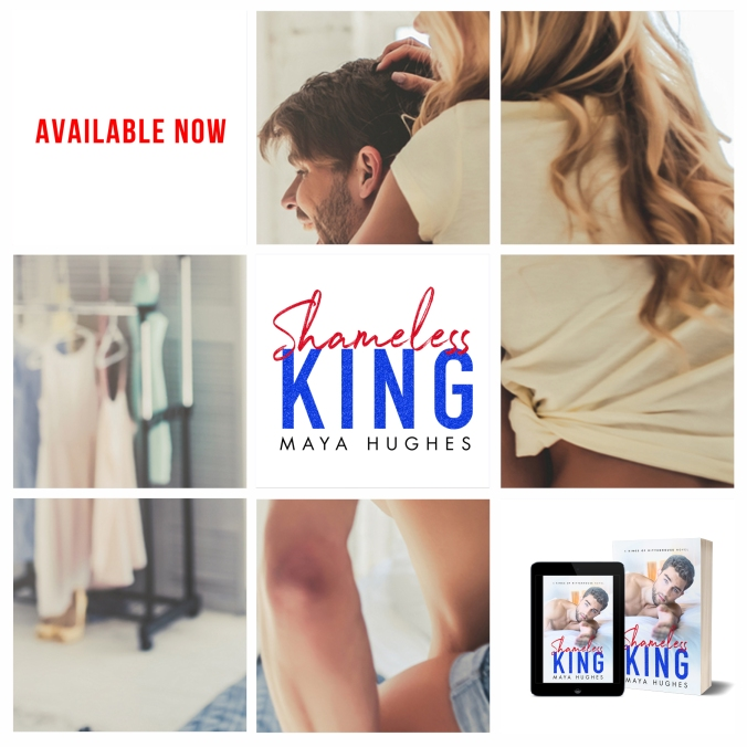 Available Now - Grid - Shameless King