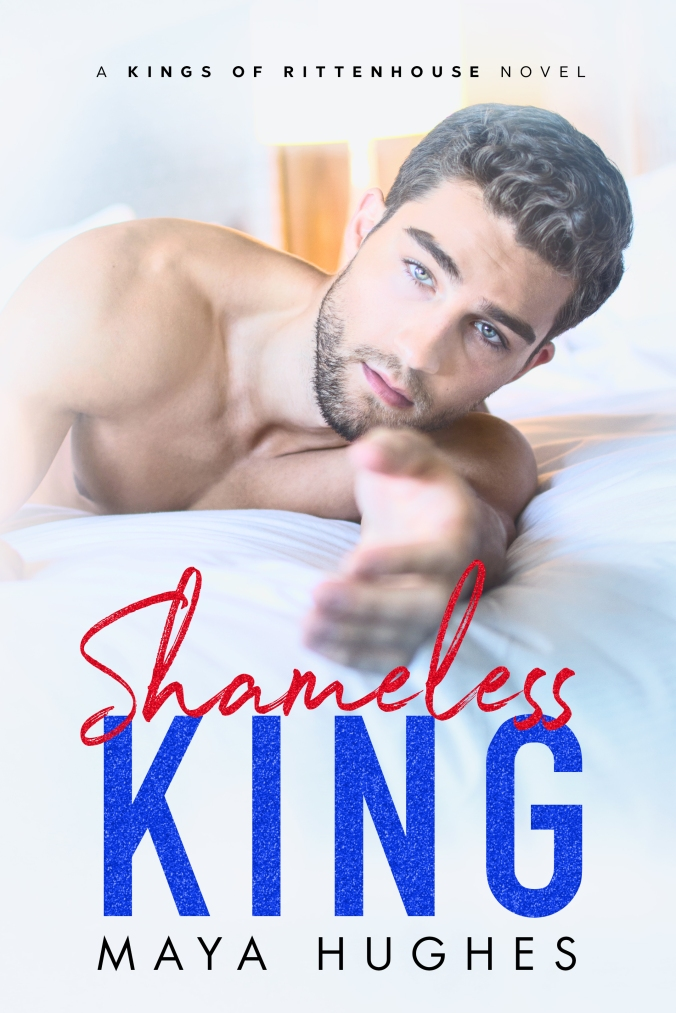 eBook Cover - Shameless King