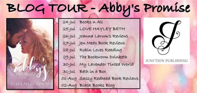 BLOG TOUR Banner - Abby_s Promise