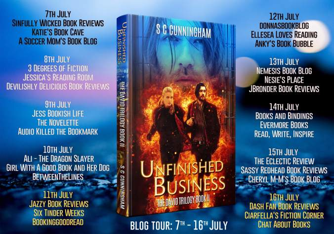 Unfinished Business Full Tour Banner
