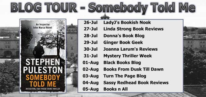 BLOG TOUR BANNER - Somebody Told Me