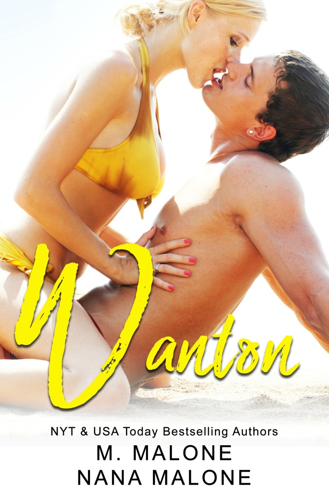 Wanton Ebook Cover