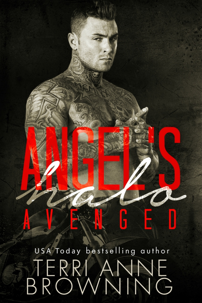 Angel_s Halo Avenged Ebook Cover