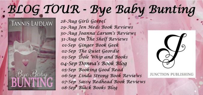 BLOG TOUR Banner - Bye Baby Bunting