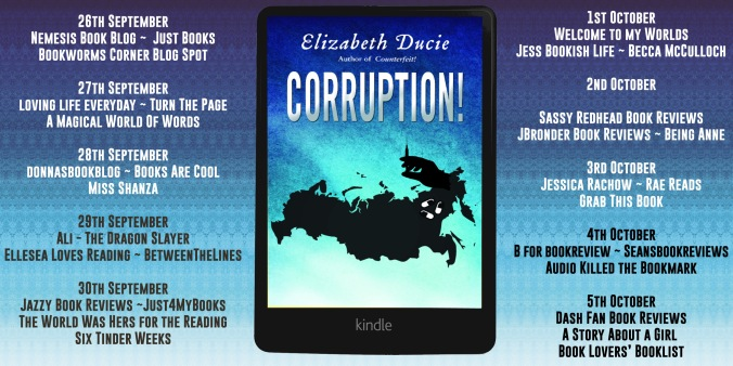 Corruption Full Tour Banner
