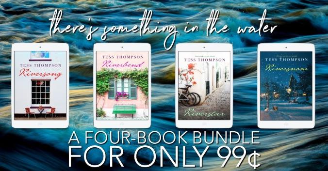 four book bundle