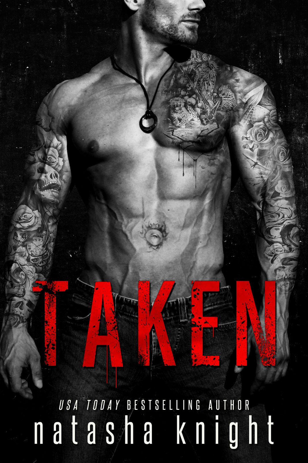 Taken Ebook Cover