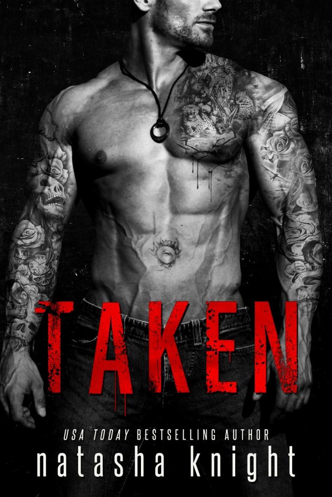Taken Ebook Cover