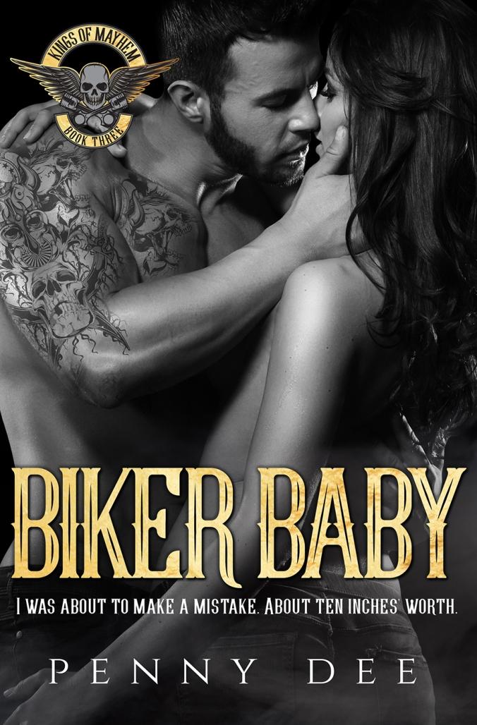 Biker Baby Ebook Cover