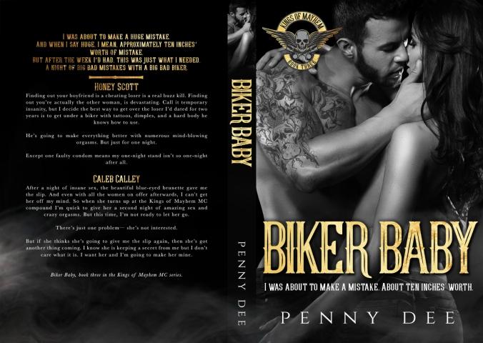 Biker Baby Full Wrap