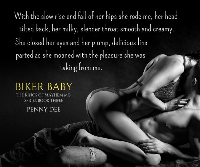 Biker Baby Teaser 1