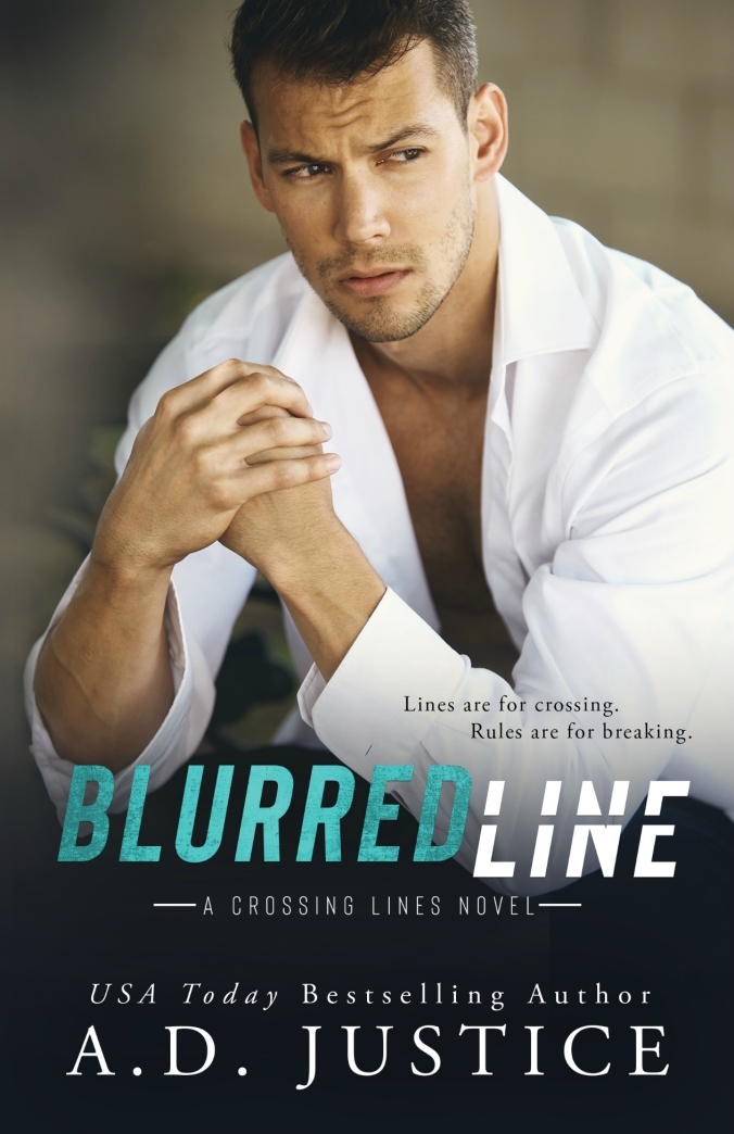 Blurred Line Ebook Cover