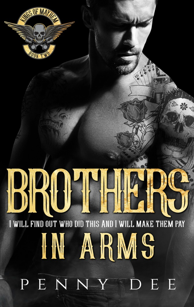 Brothers In Arms Ebook Cover