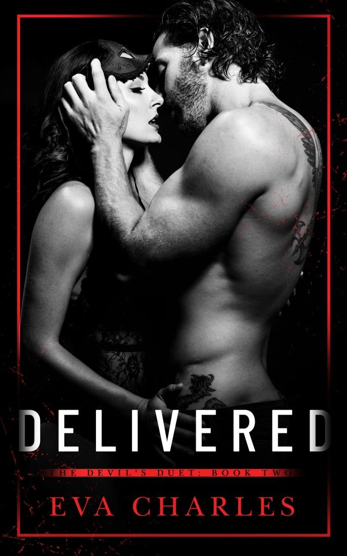 Delivered Ebook Cover