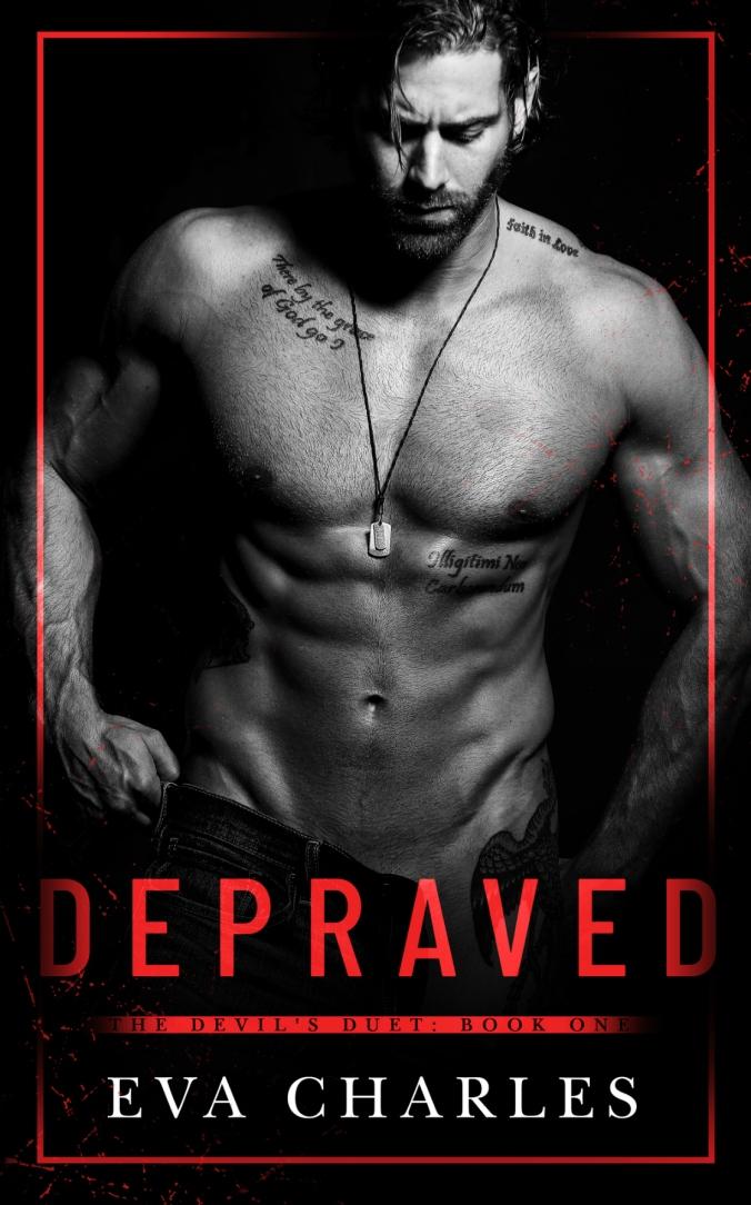 Depraved Ebook Cover