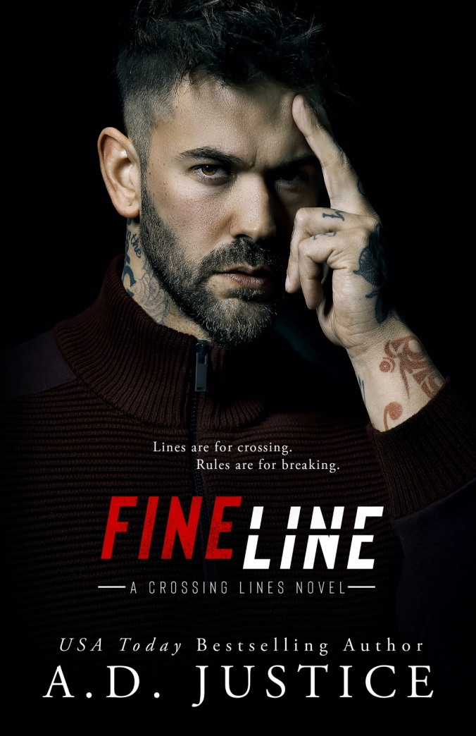Fine Line Ebook Cover