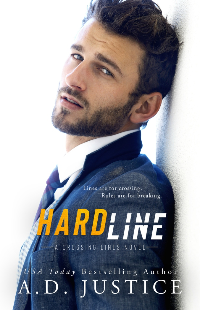 Hard Line Ebook Cover