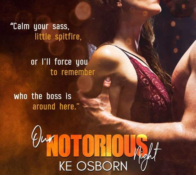 K E Osborn Teaser