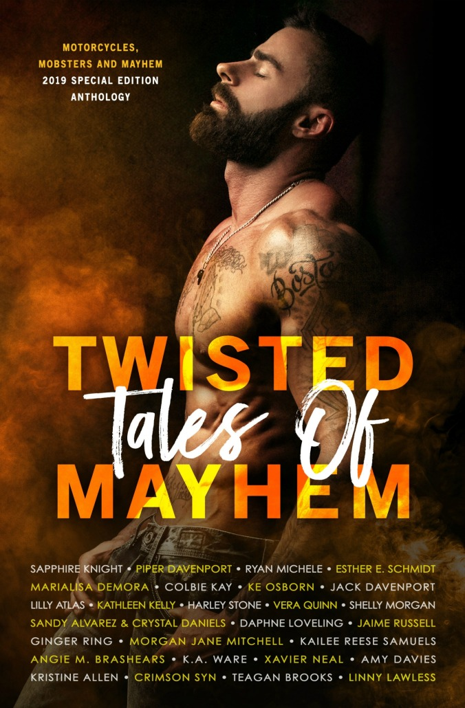 Twisted Tales of Mayhem Ebook Cover