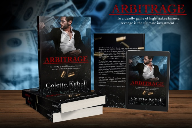 Arbitrage English Mock-Up