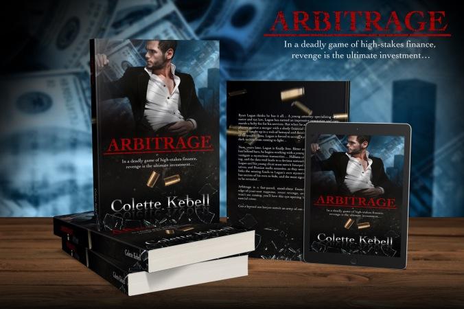 Arbitrage English Mock-Up