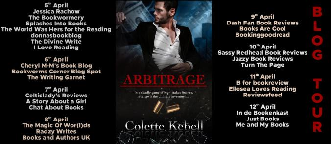 Arbitrage Full Tour Banner