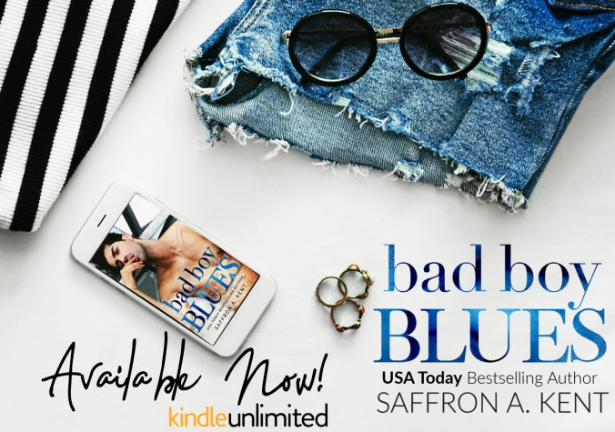 Bad Boy Blues Available Now