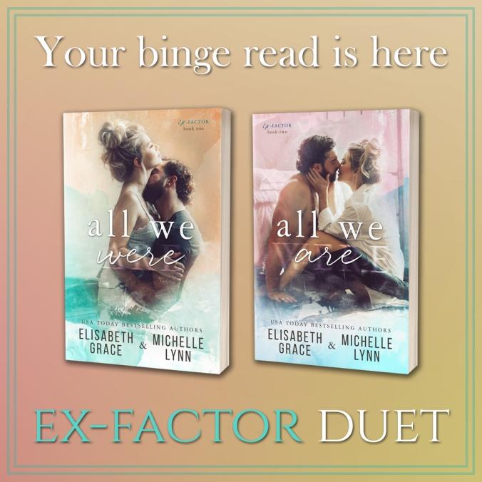 Binge Read ExFactor Duet