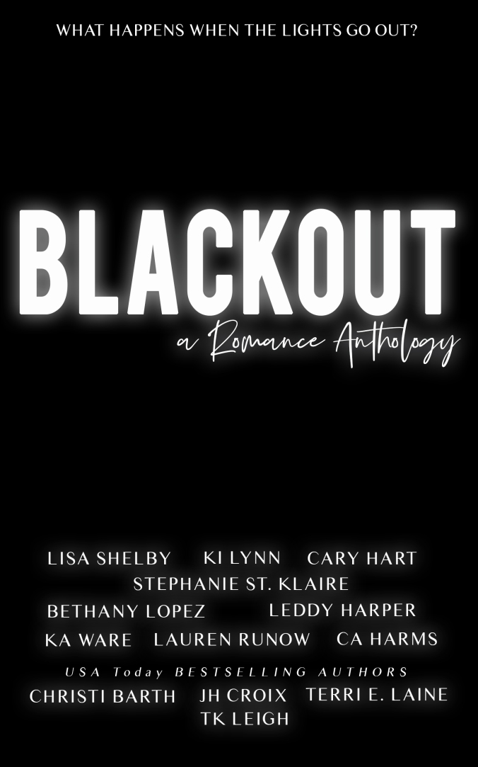 Black Out Cover