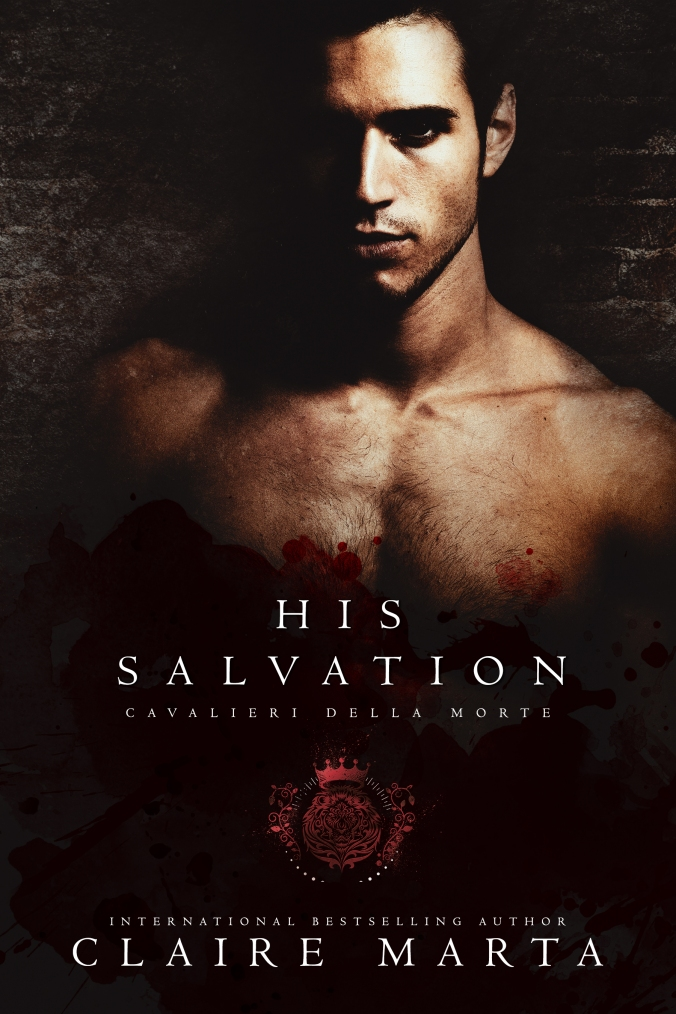 His Salvation - Claire Marta (eBook Cover)