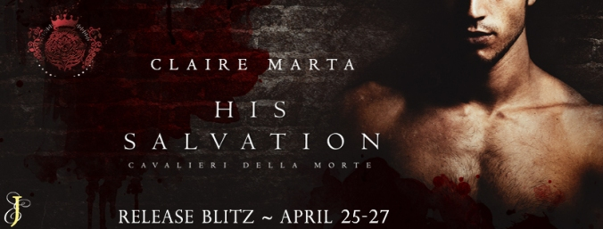 His Salvation Release Banner