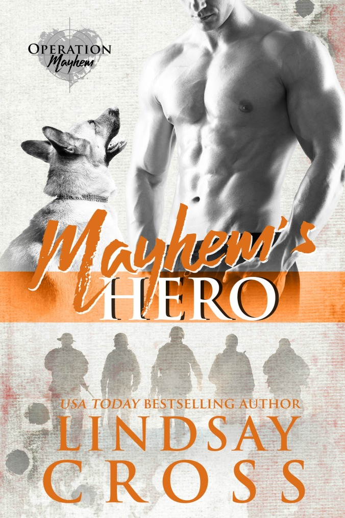 Mayhem_s Hero Ebook Cover