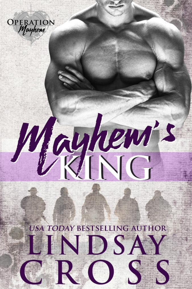 Mayhem_s King Ebook Cover