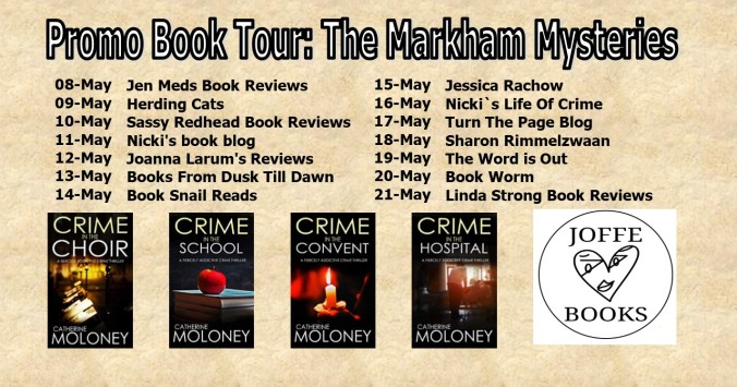 BLOG TOUR BANNER - The Markham Mysteries