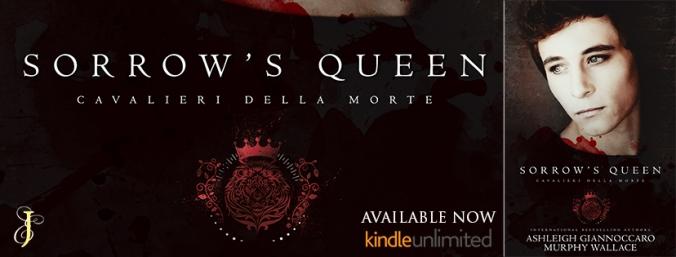 Sorrow_s Queen Banner