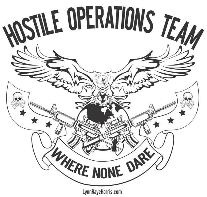 Hostile Operations Team Logo