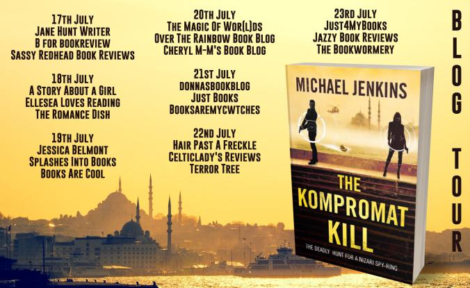 The Kompromat Kill Full Tour Banner